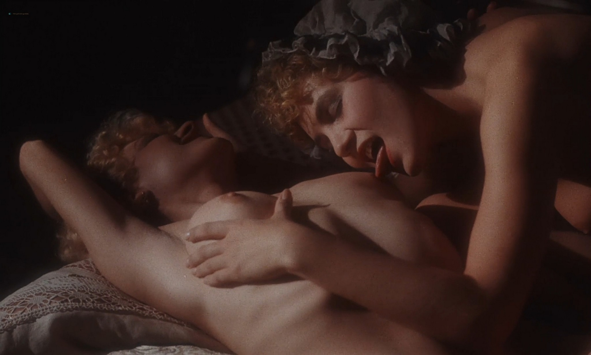 Lisa Foster nude full frontal hot sex Maria Harper and others nude sex etc Fanny Hill 1983 1080p BluRay 10