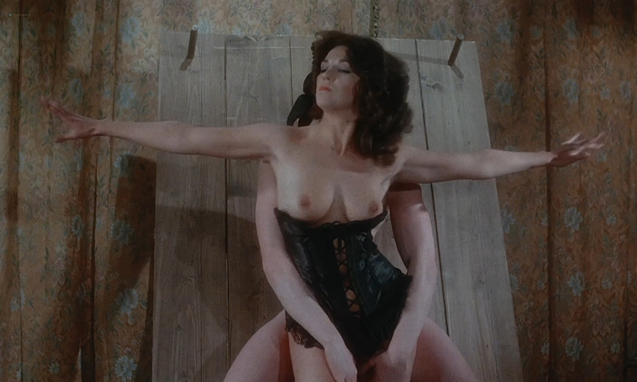 Lisa Foster nude full frontal hot sex Maria Harper and others nude sex etc Fanny Hill 1983 1080p BluRay 17