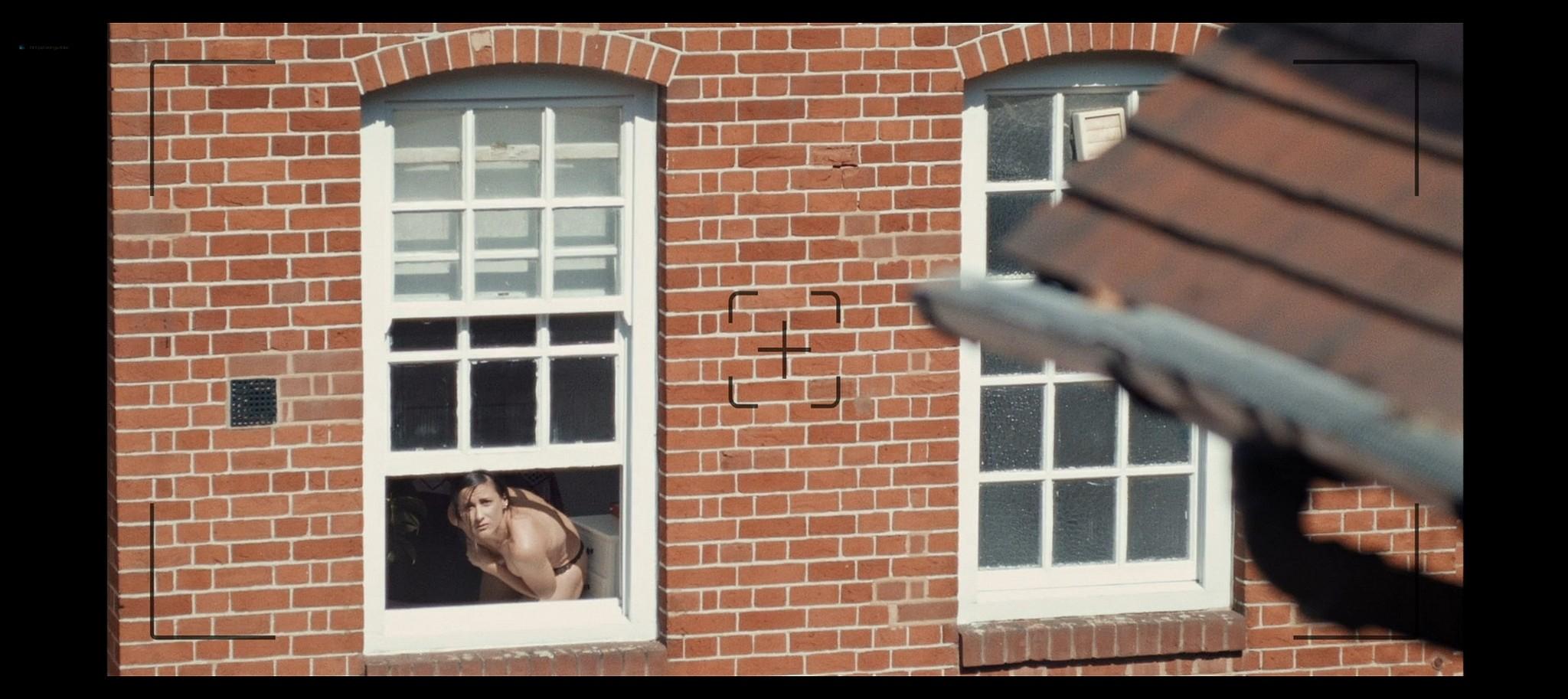 Lottie Amor nude sex Sarah Barlondo nude too Framed 2021 1080p Web 6