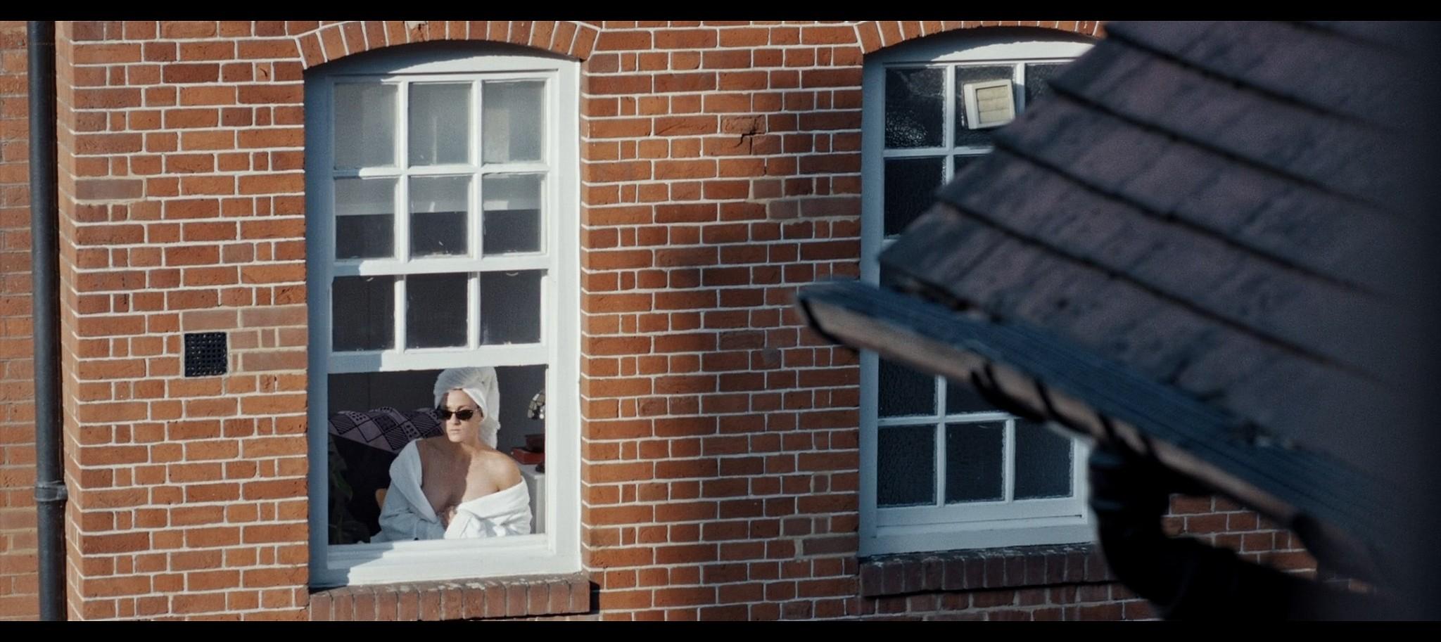 Lottie Amor nude sex Sarah Barlondo nude too Framed 2021 1080p Web 7