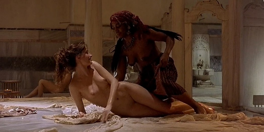 Marie Gillain nude bush Gaia Narcisi nude too Harem Suare 1999 DVDrip 11