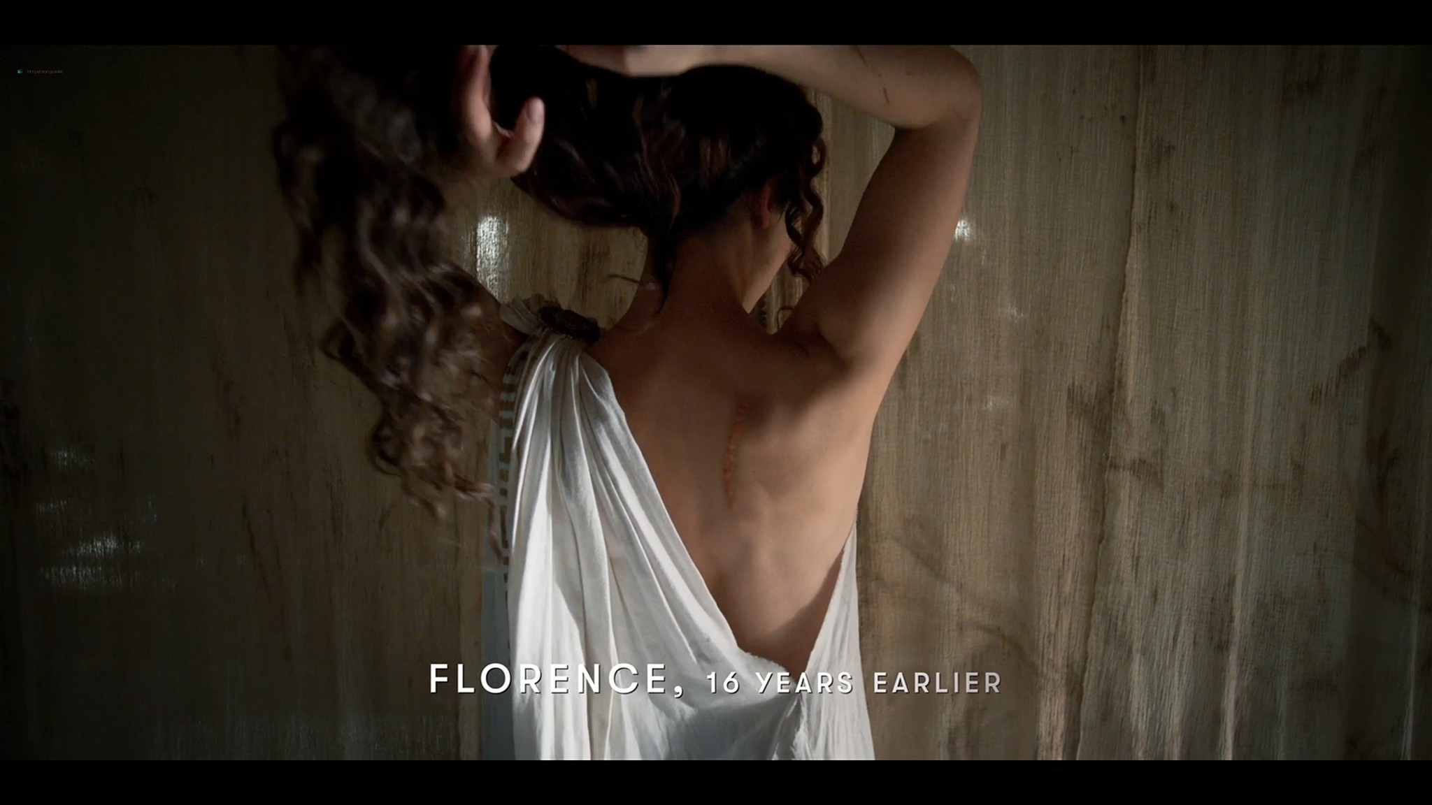 Matilda De Angelis nude full frontal Leonardo 2021 S1 1080p Web