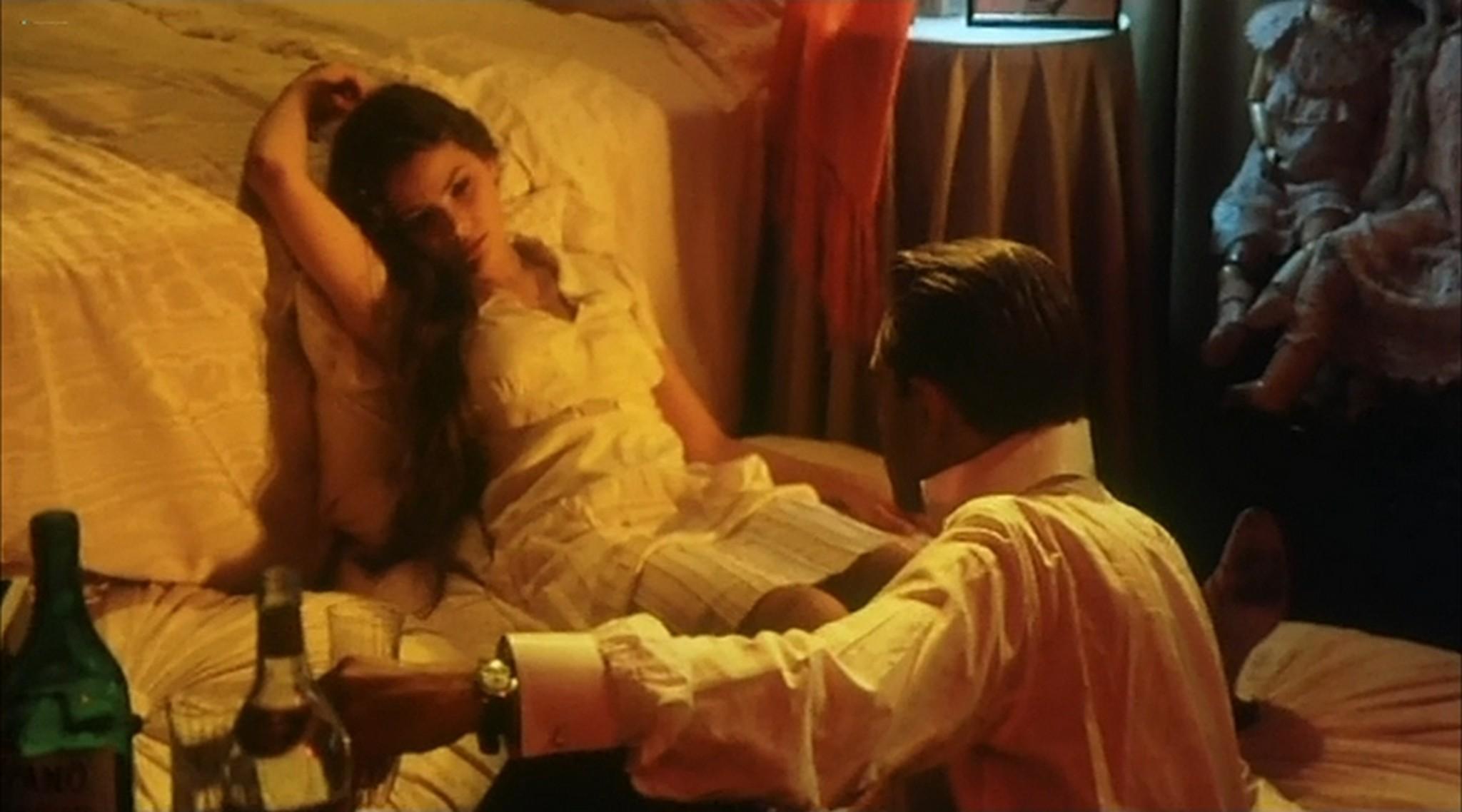 Ornella Muti nude and Senta Berger nude sex Nest of Vipers 1978 9