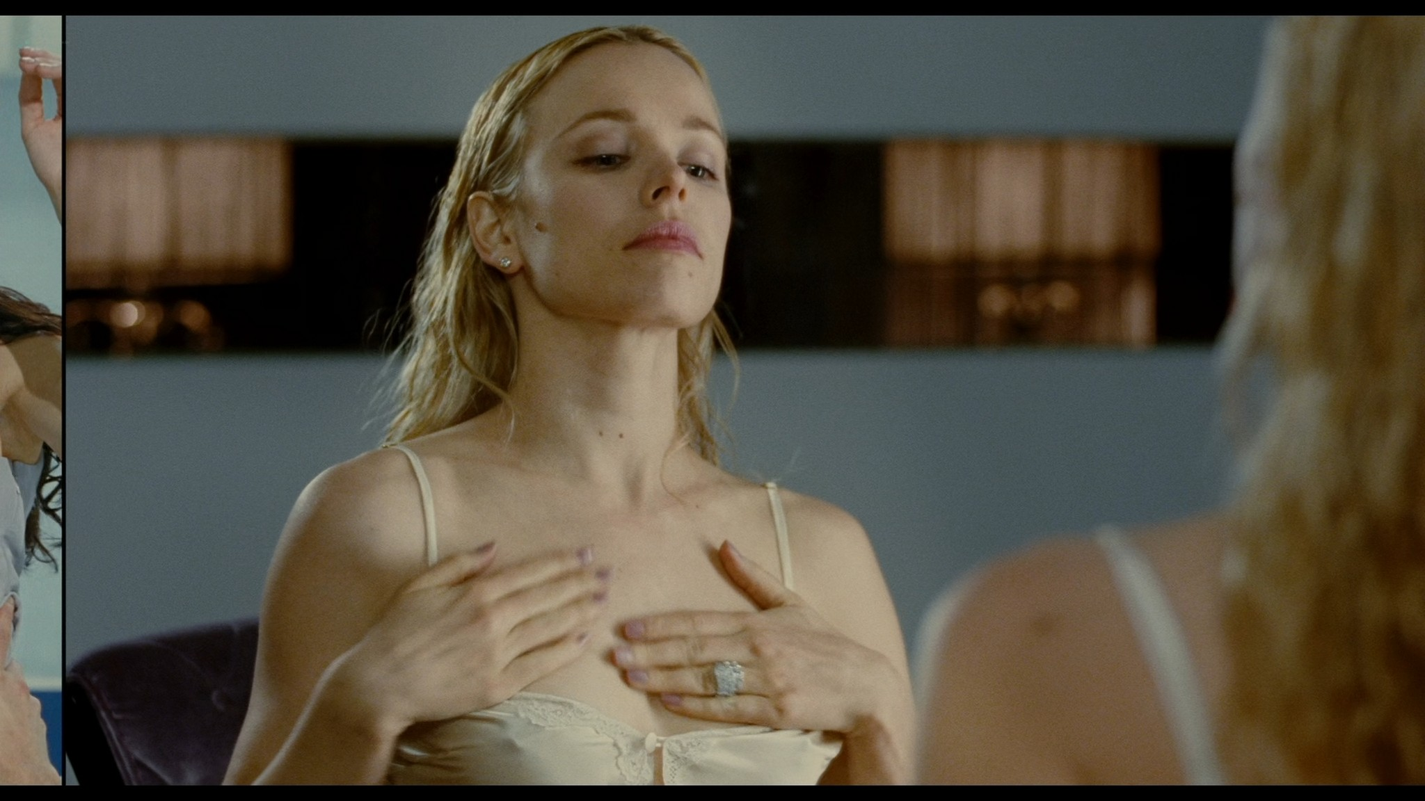 Rachel McAdams hot and sexy in lingerie Passion 2012 HD 1080p BluRay REMUX 16