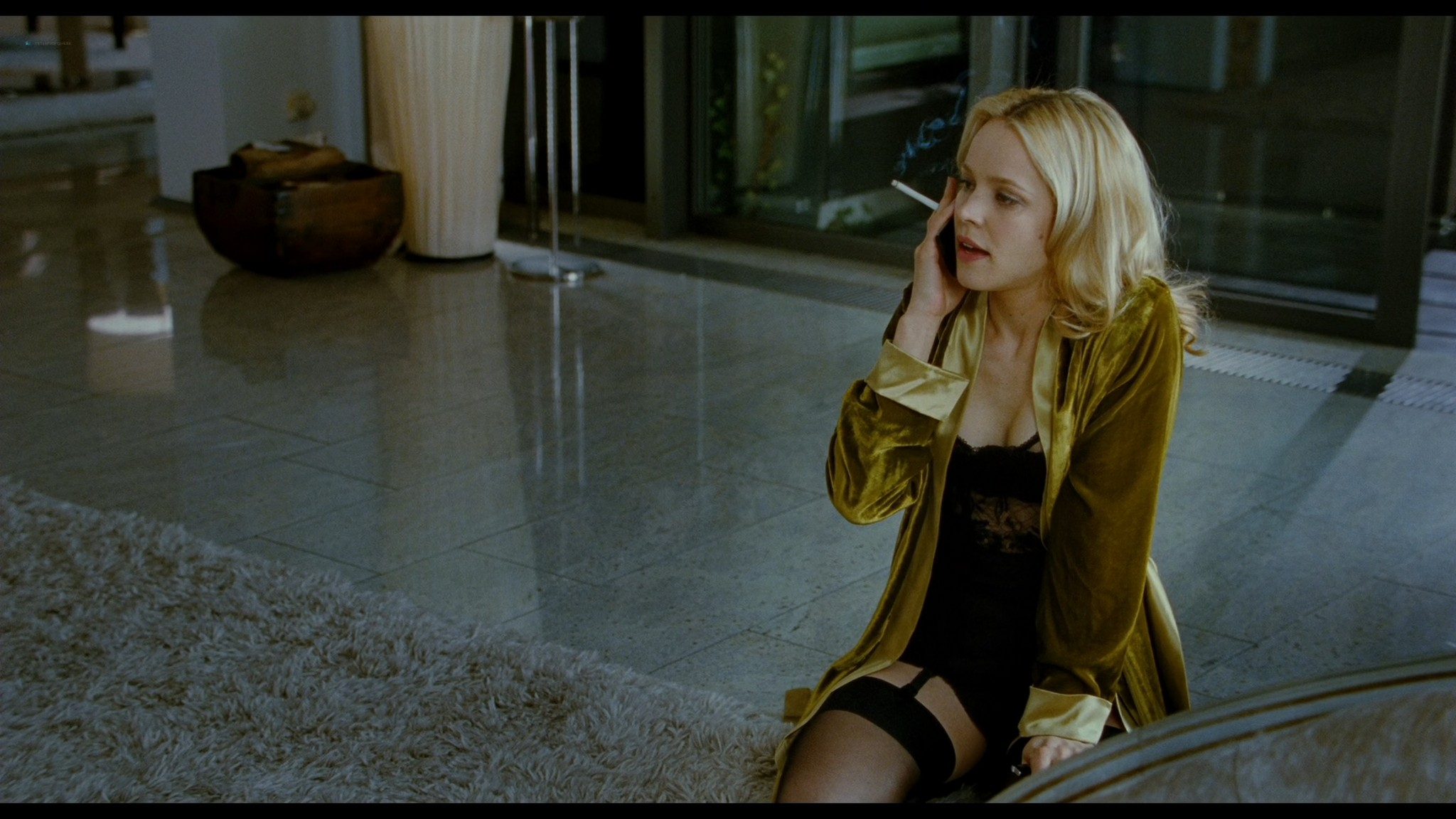 Rachel McAdams hot and sexy in lingerie Passion 2012 HD 1080p BluRay REMUX 8