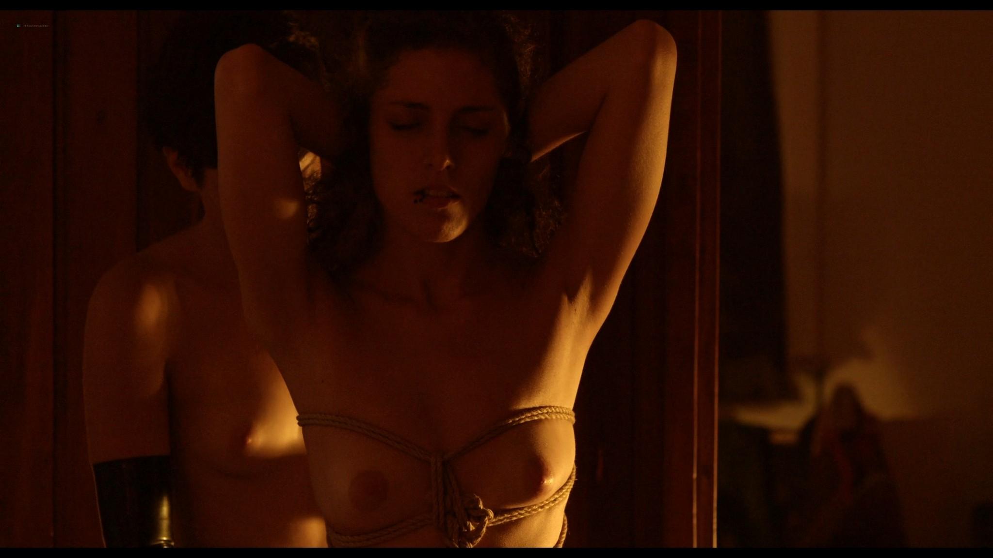 Sofia Gala Castiglione nude explicit Erica Rivas and others nude explicit lesbian sex The Daughters of Fire 2018 1080p Web 13