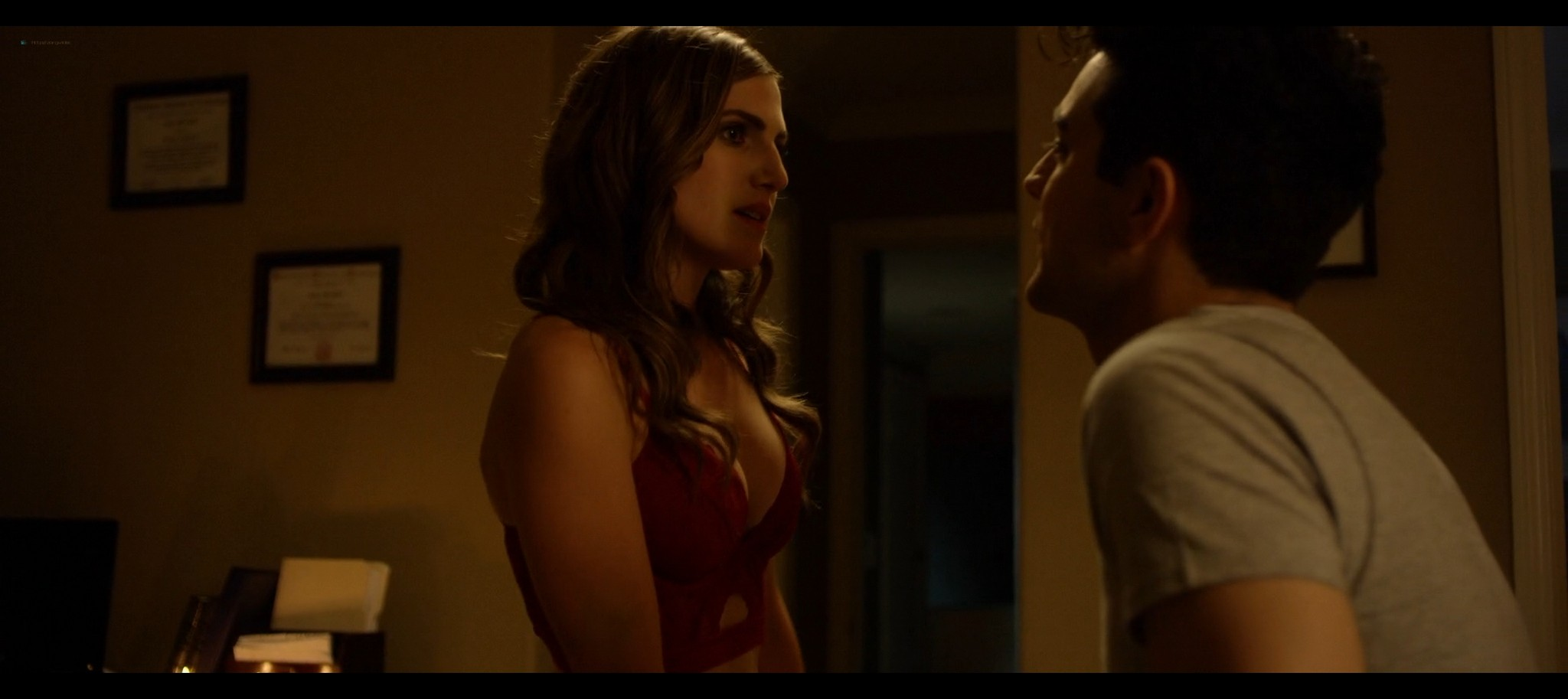 Sophie Kargman hot and sexy in lingerie The Believer 2021 1080p Web 6