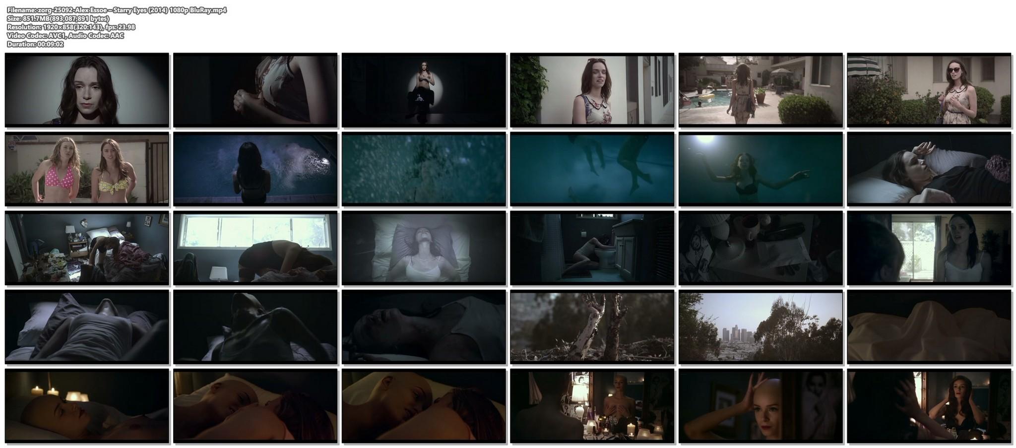 Alex Essoe nude topless Starry Eyes 2014 HD 1080p BluRay 16