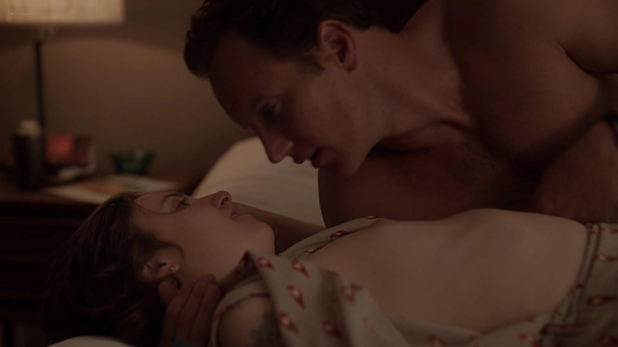 Allison Williams sex Lena Dunham nude Zosia Mamet hot Jemima Kirke nude Girls 2012 s2e1 5 1080p Web 16