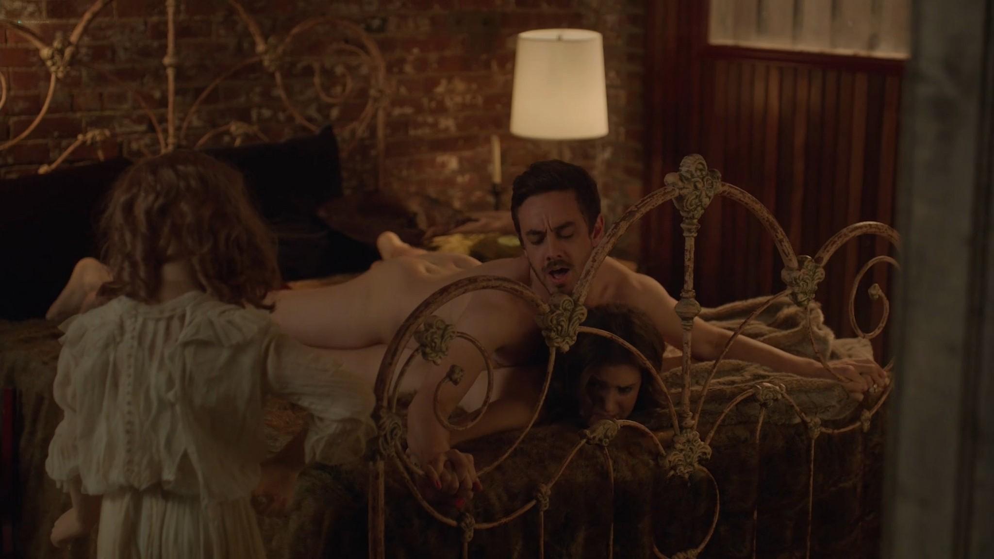Allison Williams sex Lena Dunham nude Zosia Mamet hot Jemima Kirke nude Girls 2012 s2e1 5 1080p Web 7