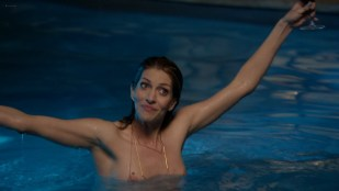 Dawn Olivieri nude Kristen Bell, Amy Landecker and, other nude and sexy - House of Lies (2013) S2 1080p