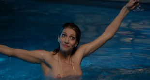 Dawn Olivieri nude Kristen Bell Amy Landecker and other nude and sexy House of Lies 2013 S2 1080p 18