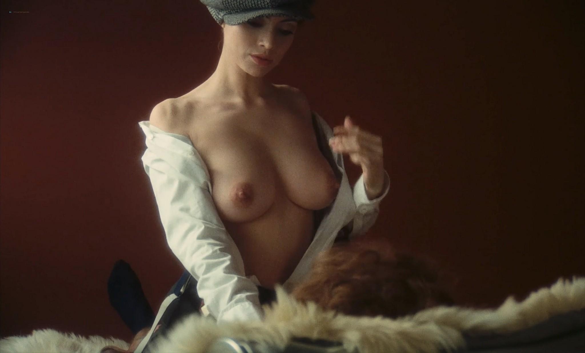 Dayle Haddon nude sex Vibeke Knudsen Marie Christine Deshayes Nicole Seguin and others nude Madame Claude 1977 HD 1080p BluRay 9