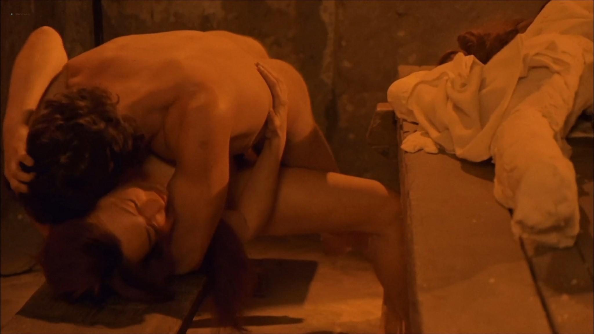 Florinda Bolkan nude Raika Juri nude full frontal and sex Flavia the Heretic 1974 1080p BluRay 13