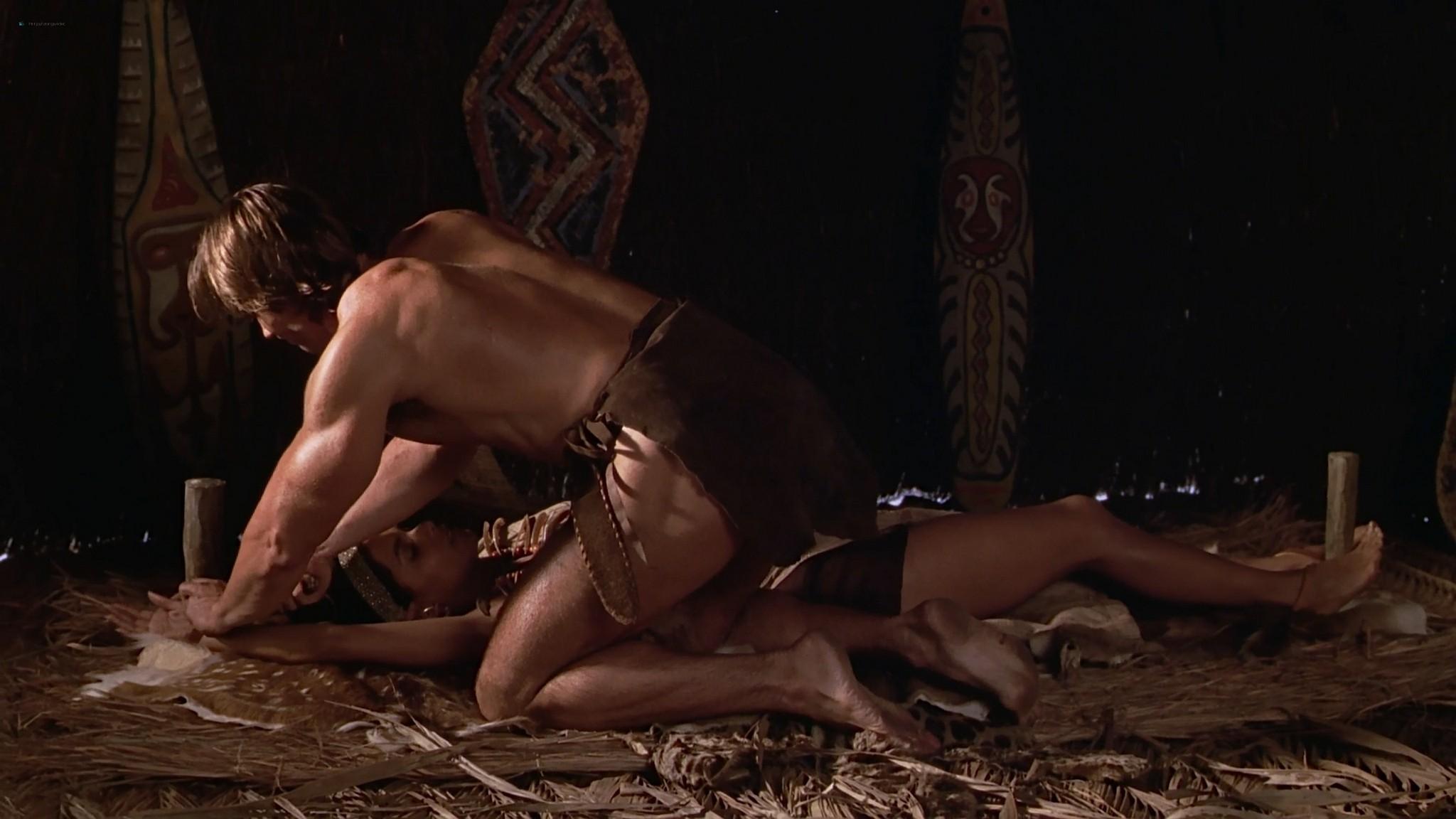 Halle Berry nude nip slip Introducing Dorothy Dandridge 1999 1080p Web 12