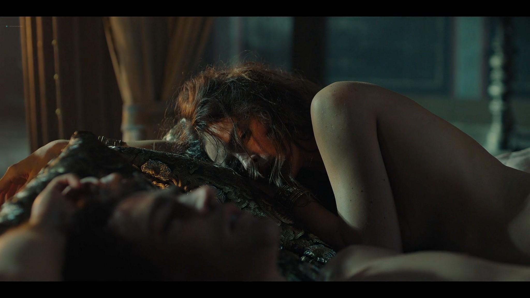 Kasia Smutniak nude sex Alais Lawson nude butt Domina 2021 S1 1080p Web 17