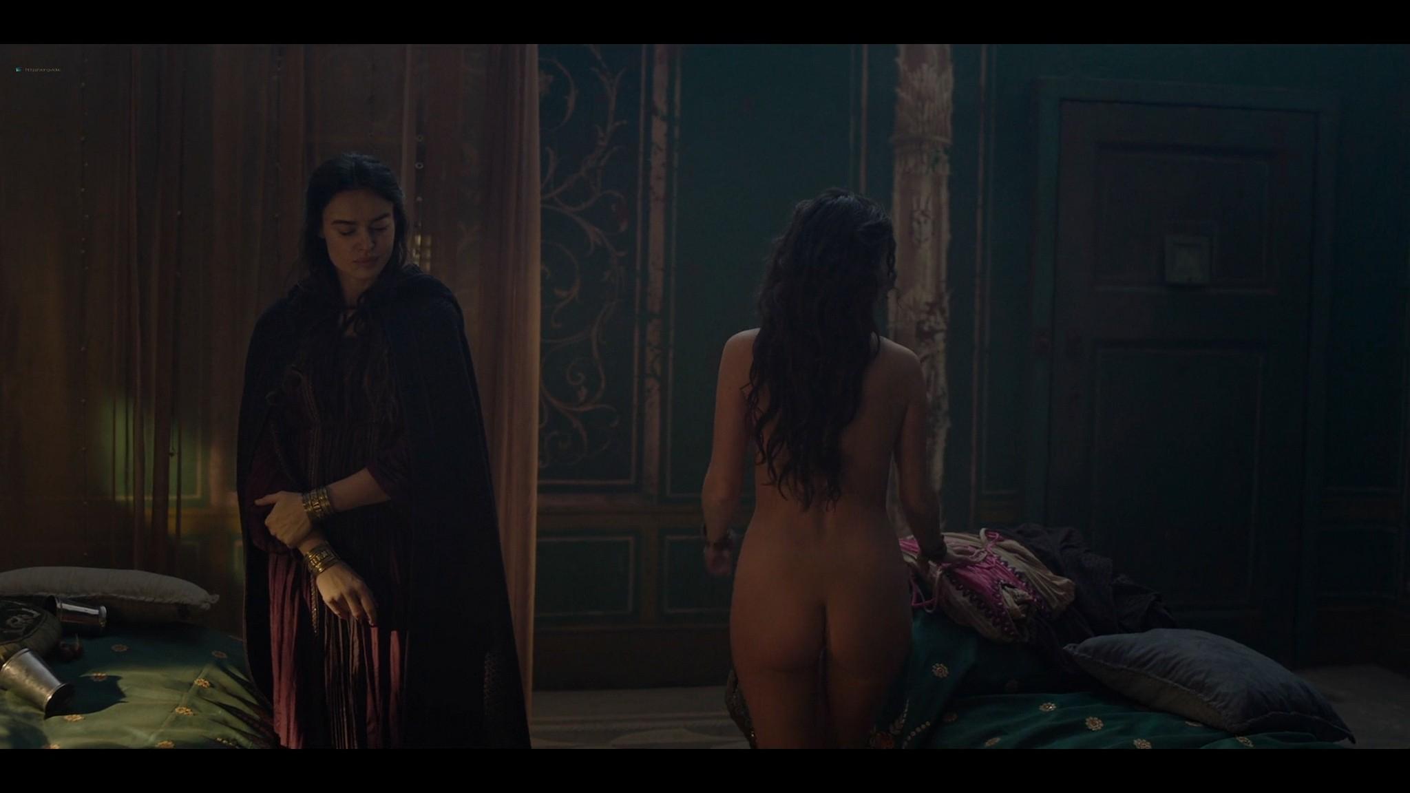 Kasia Smutniak nude sex Alais Lawson nude butt Domina 2021 S1 1080p Web 9