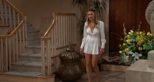 Katrina Bowden sexy The Bold and the Beautiful 2019 S32 1080p Web