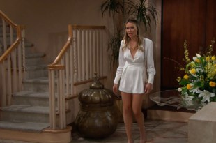 Katrina Bowden sexy The Bold and the Beautiful 2019 S32 1080p Web