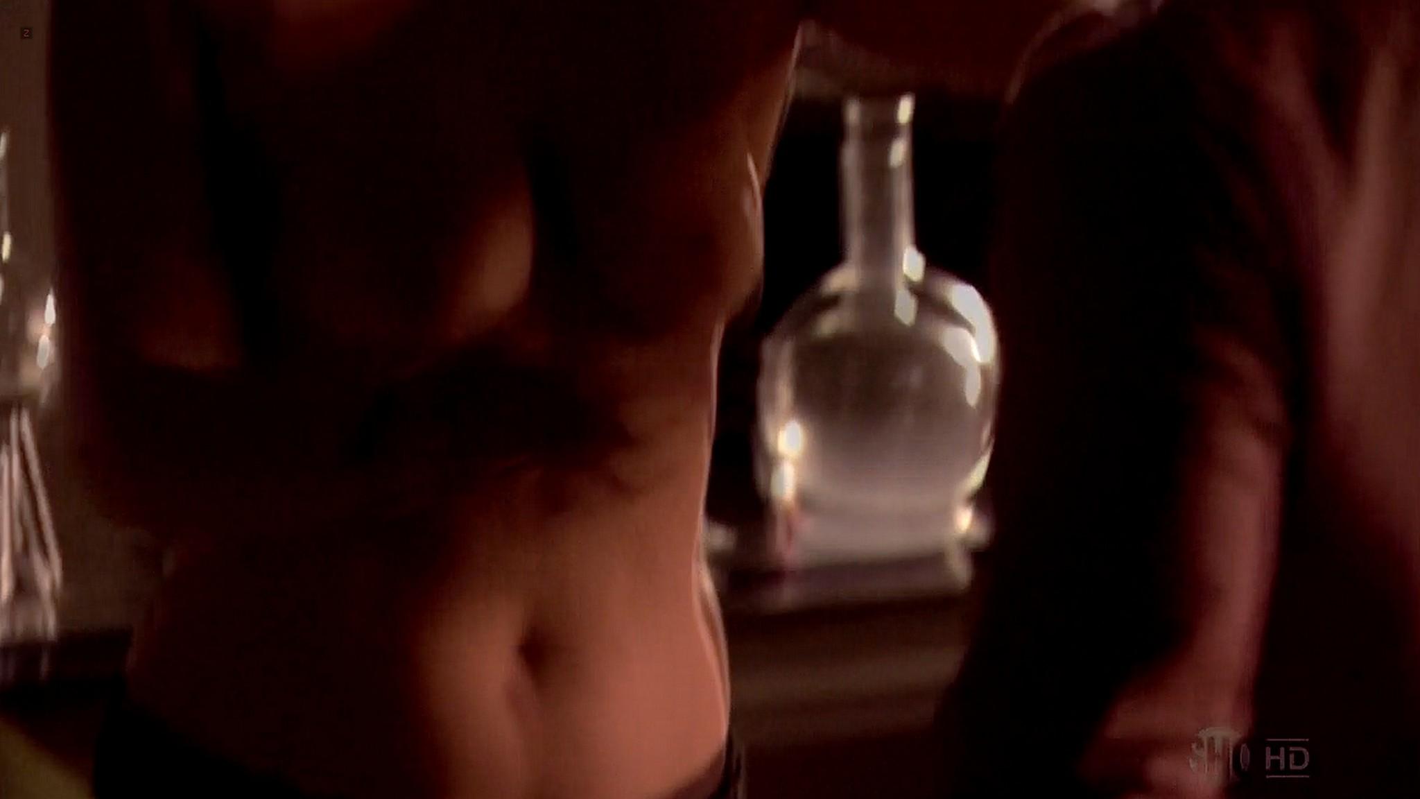 Kristen Miller nude topless Dexter 2011 S06E01 hd720p