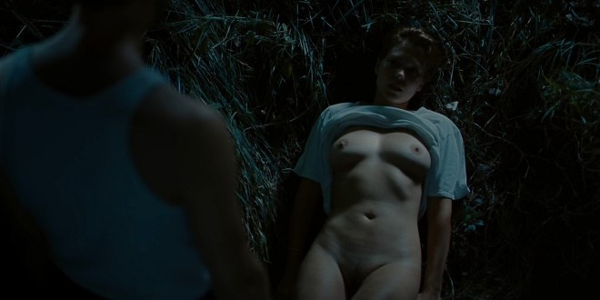 Lea Seydoux nude full frontal bush and sex Grand Central 2013 HD 1080p BluRay 10
