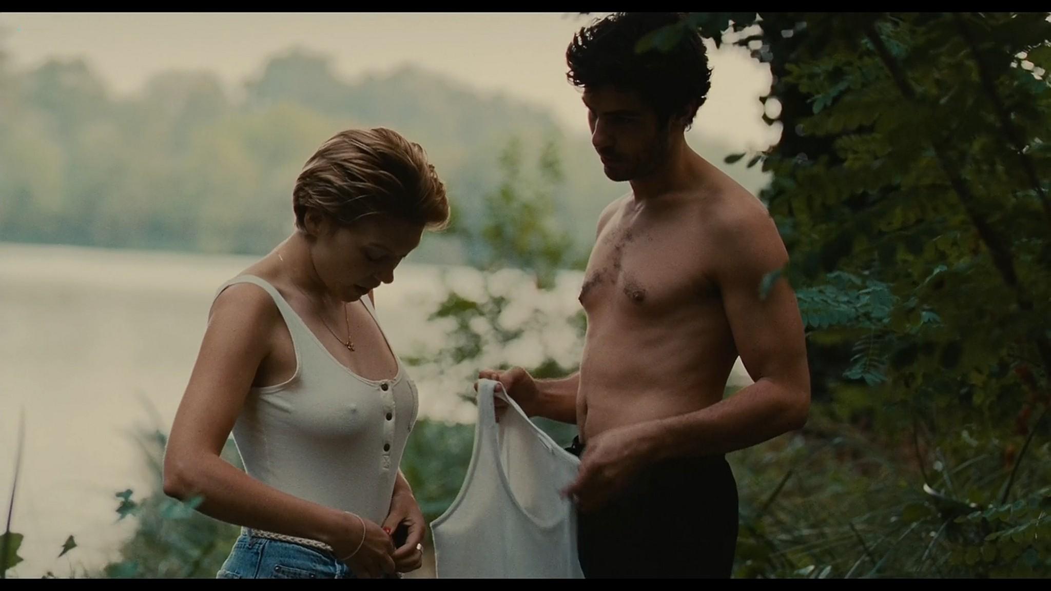 Lea Seydoux nude full frontal bush and sex Grand Central 2013 HD 1080p BluRay 7