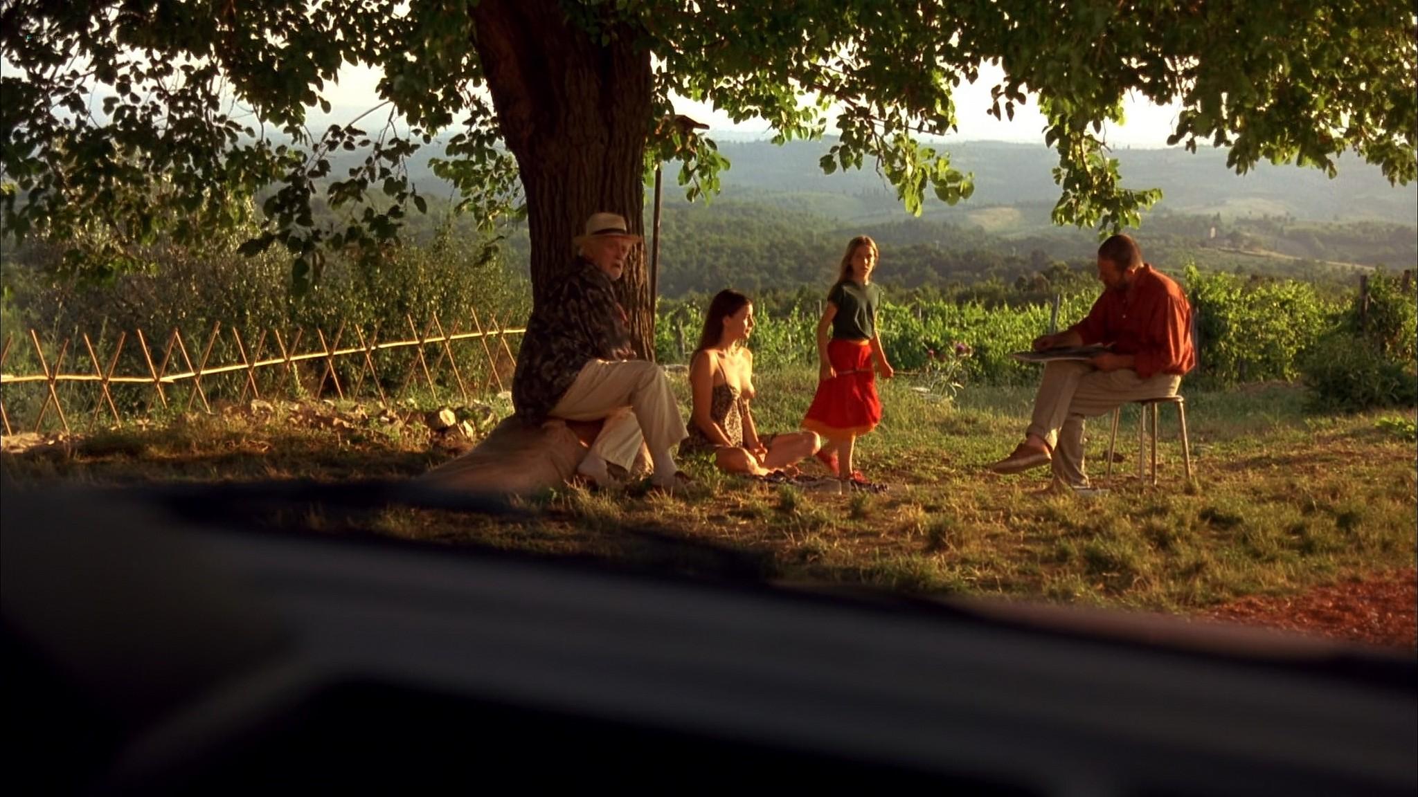 Liv Tyler nude Rachel Weisz Sinead Cusack nude and hot Stealing Beauty 1996 1080p Web 14