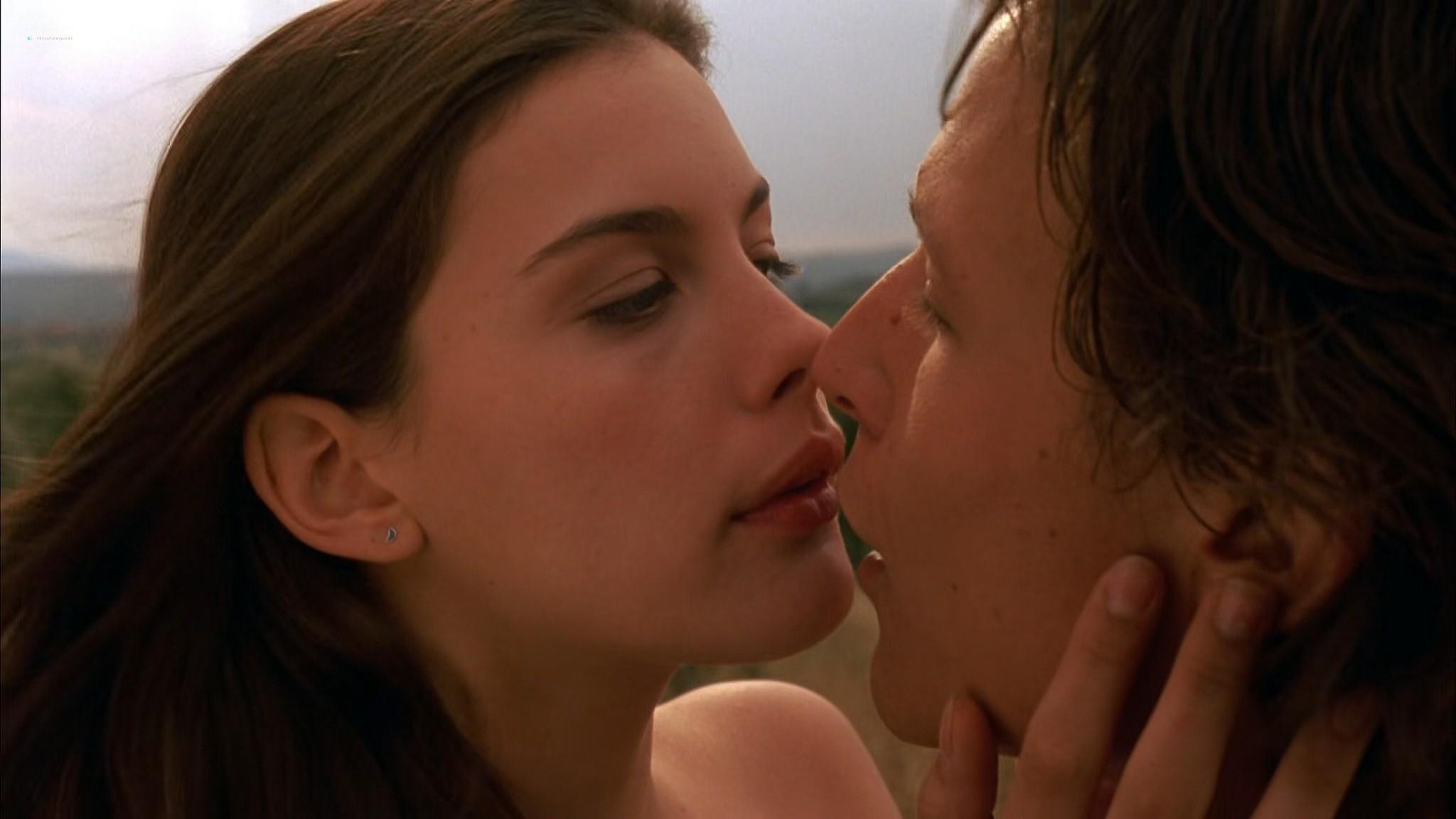 Liv Tyler nude Rachel Weisz Sinead Cusack nude and hot Stealing Beauty 1996 1080p Web 16