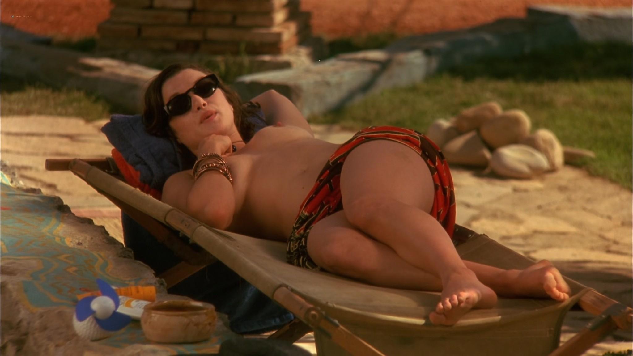 Liv Tyler nude Rachel Weisz Sinead Cusack nude and hot Stealing Beauty 1996 1080p Web 3