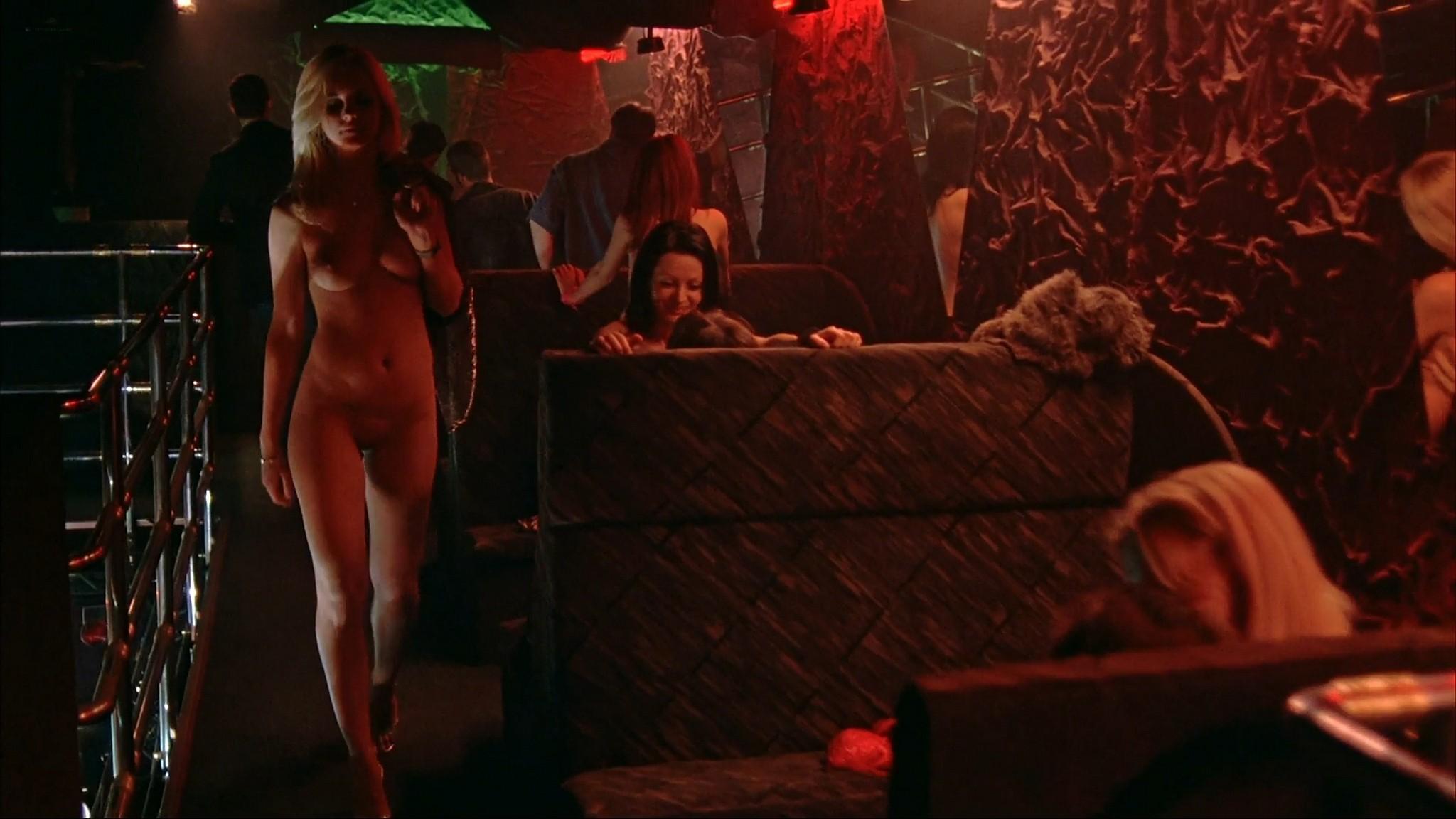 Lori Heuring nude sex threesome Zita Gorog Francesca Kingdon Judit Viktor and Sandra Shine all nude full frontal 8MM 2 2005 1080p Web 12