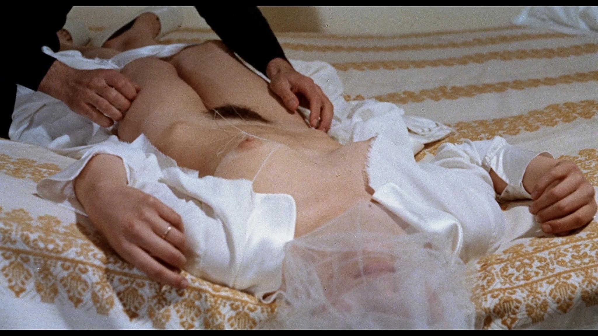 Maribel Martin nude bush Alexandra Bastedo nude The Blood Spattered Bride 1972 1080p BluRay REMUX 4