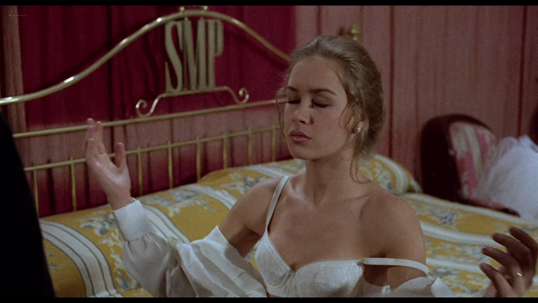 Maribel Martin nude bush Alexandra Bastedo nude The Blood Spattered Bride 1972 1080p BluRay REMUX 5