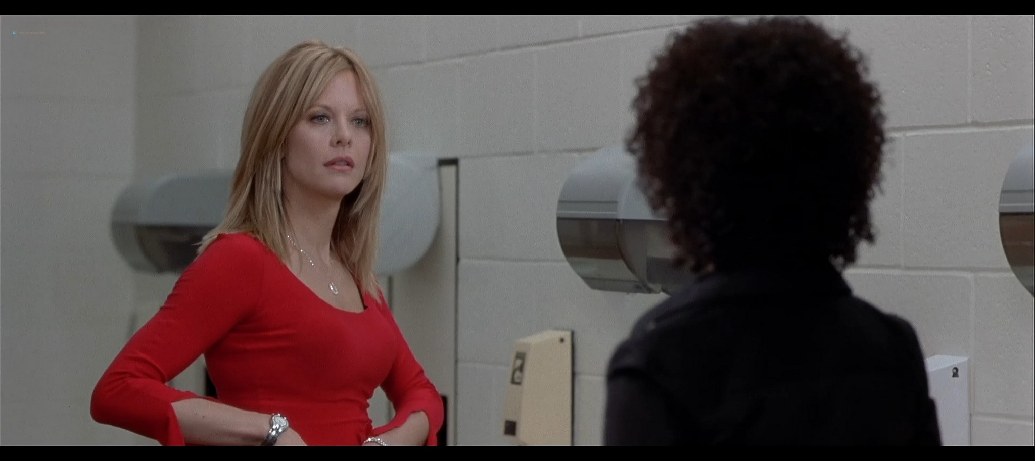 Meg Ryan hot and sexy Against the Ropes 2004 1080p Web 3