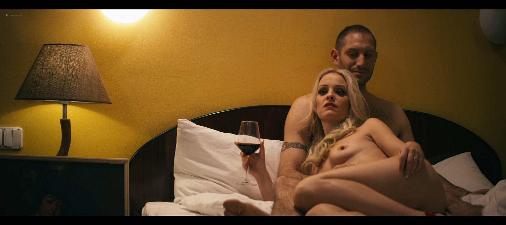 Michelle J Wright nude and sex Gabriela Brinza nude sex Introspectum Motel 2021 1080p Web 15