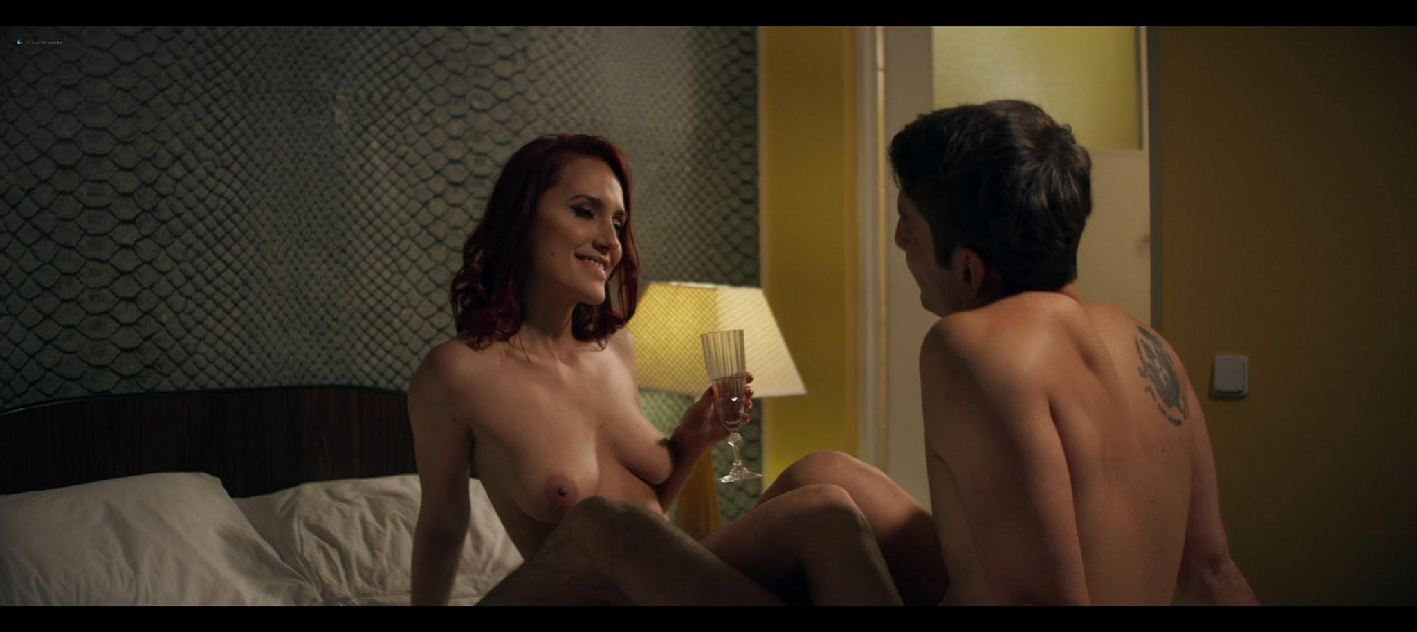 Michelle J Wright nude and sex Gabriela Brinza nude sex Introspectum Motel 2021 1080p Web 5