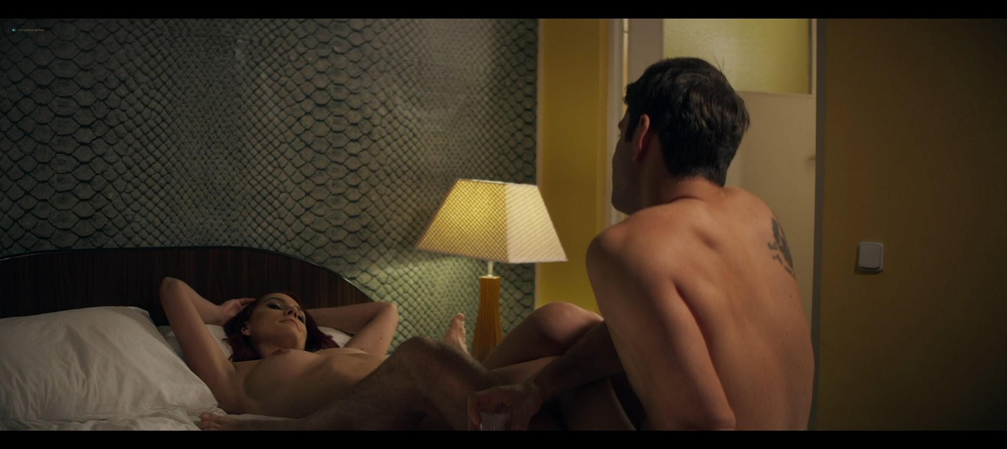 Michelle J Wright nude and sex Gabriela Brinza nude sex Introspectum Motel 2021 1080p Web 6