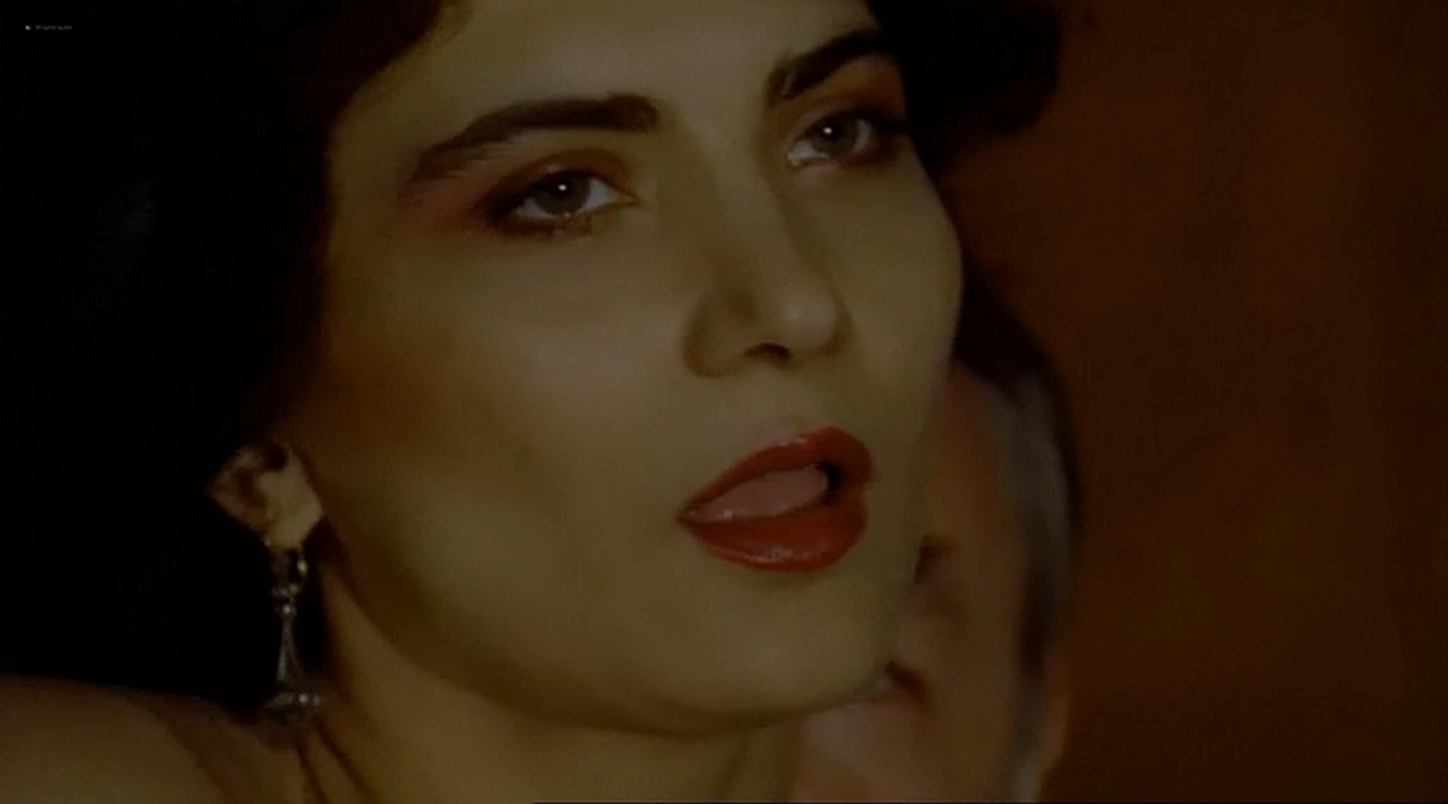 Ornella Muti nude topless and sexy Il Frullo del Passero 1988 8