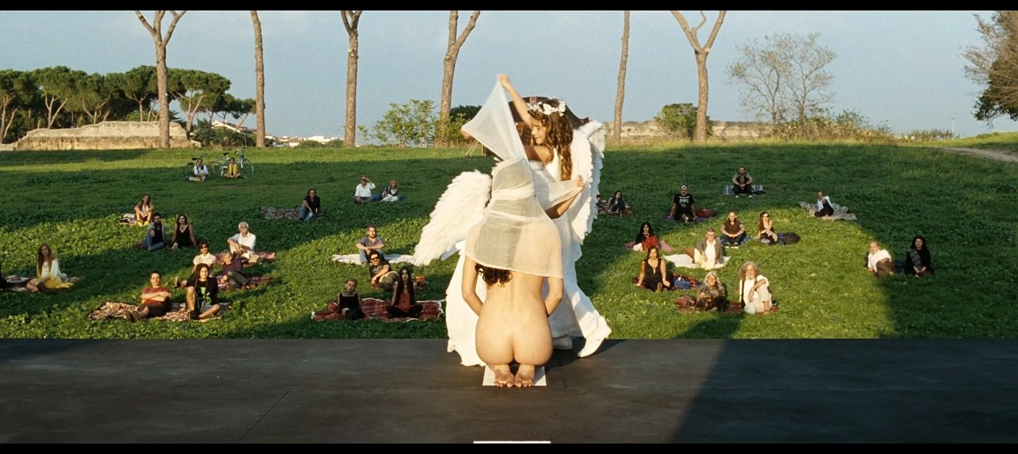 Sabrina Ferilli nude Anita Kravos full frontal Galatea Ranzi and others nude and sexy The Great Beauty IT 2013 1080p BluRey