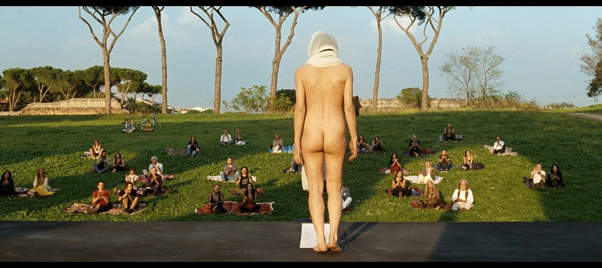Sabrina Ferilli nude Anita Kravos full frontal Galatea Ranzi and others nude and sexy The Great Beauty IT 2013 1080p BluRey 6
