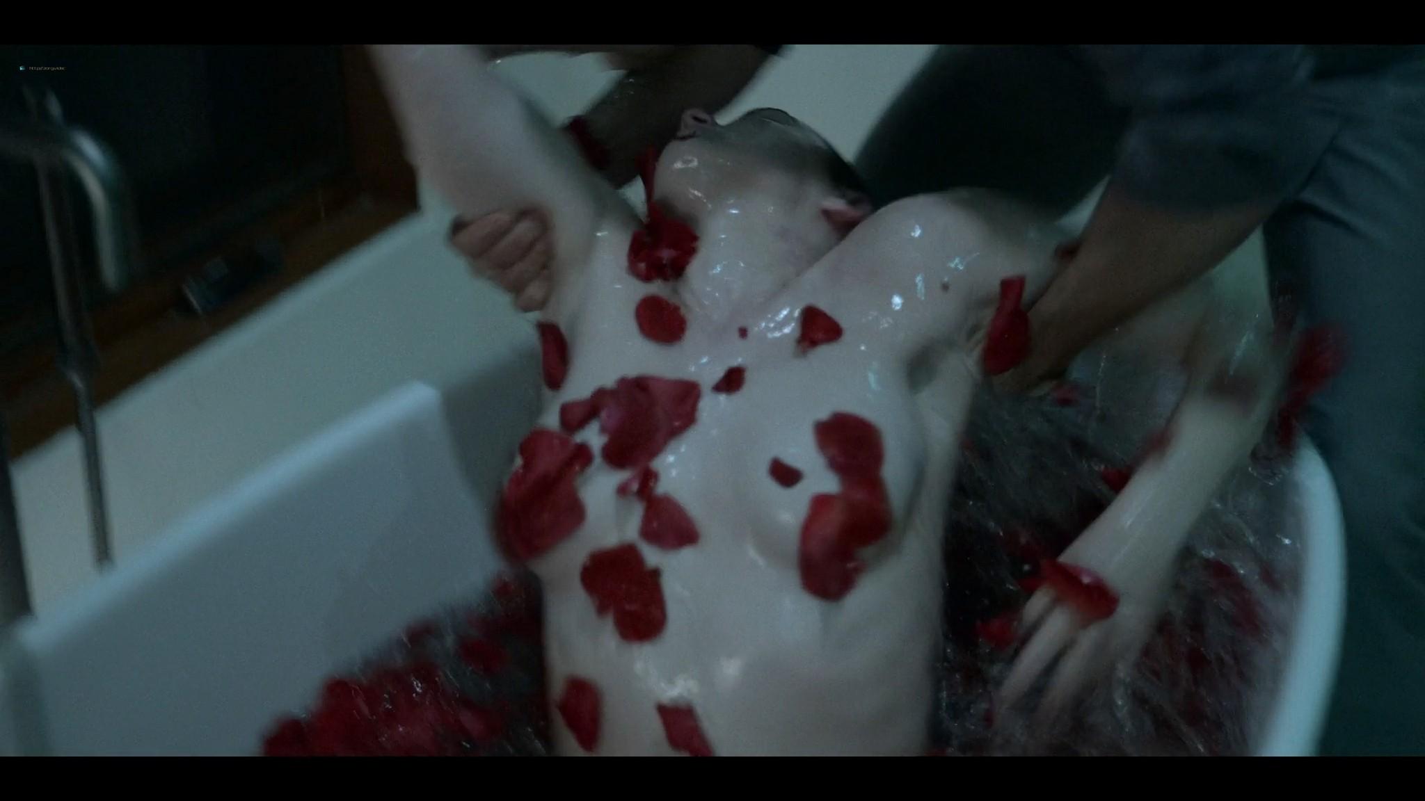 Sarah Bolger nude butt naked Mayans MC 2021 s3e9 1080p 10