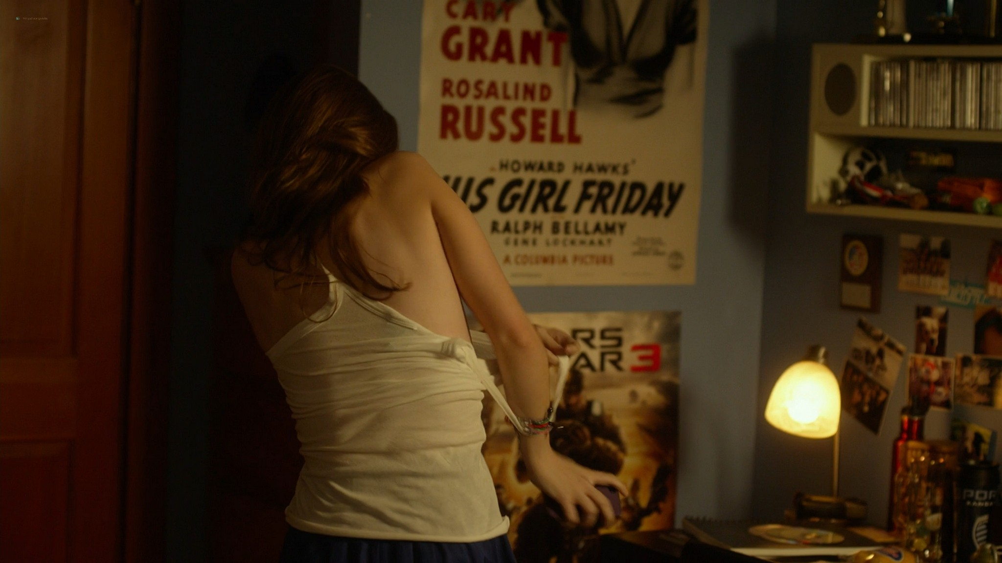 Sarah Bolger sexy Crystal Reed and Caitriona Balfe hot Crush 2013 1080p BluRay REMUX 7