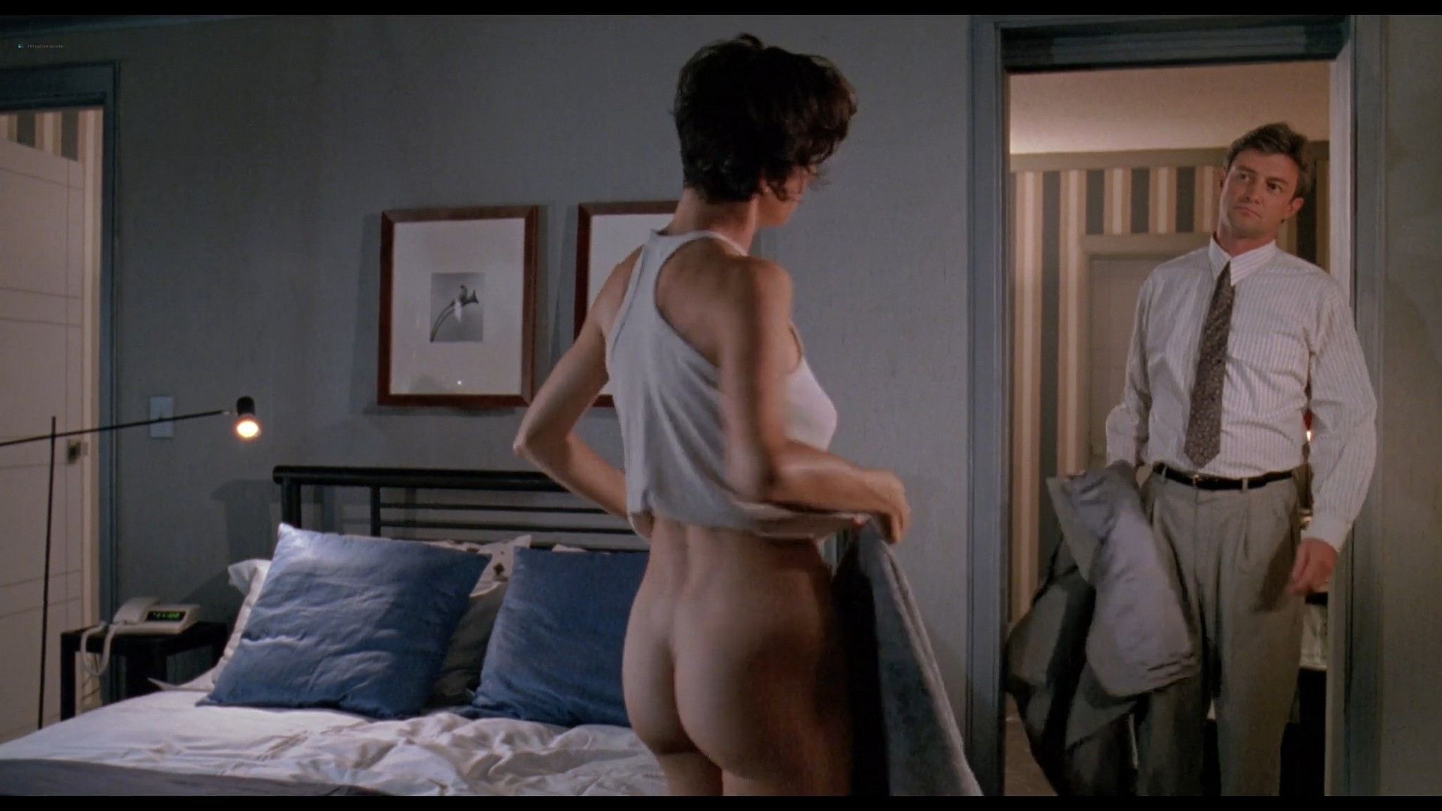 Sean Young nude full frontal Fern Dorsey and others nude Love Crimes 1992 1080p Web 4