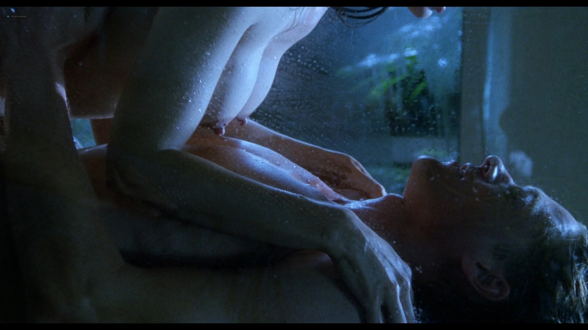 Shannon Tweed nude sex Adrienne Sachs nude sex in the shower In the Cold of the Night 1989 1080p BluRay 11