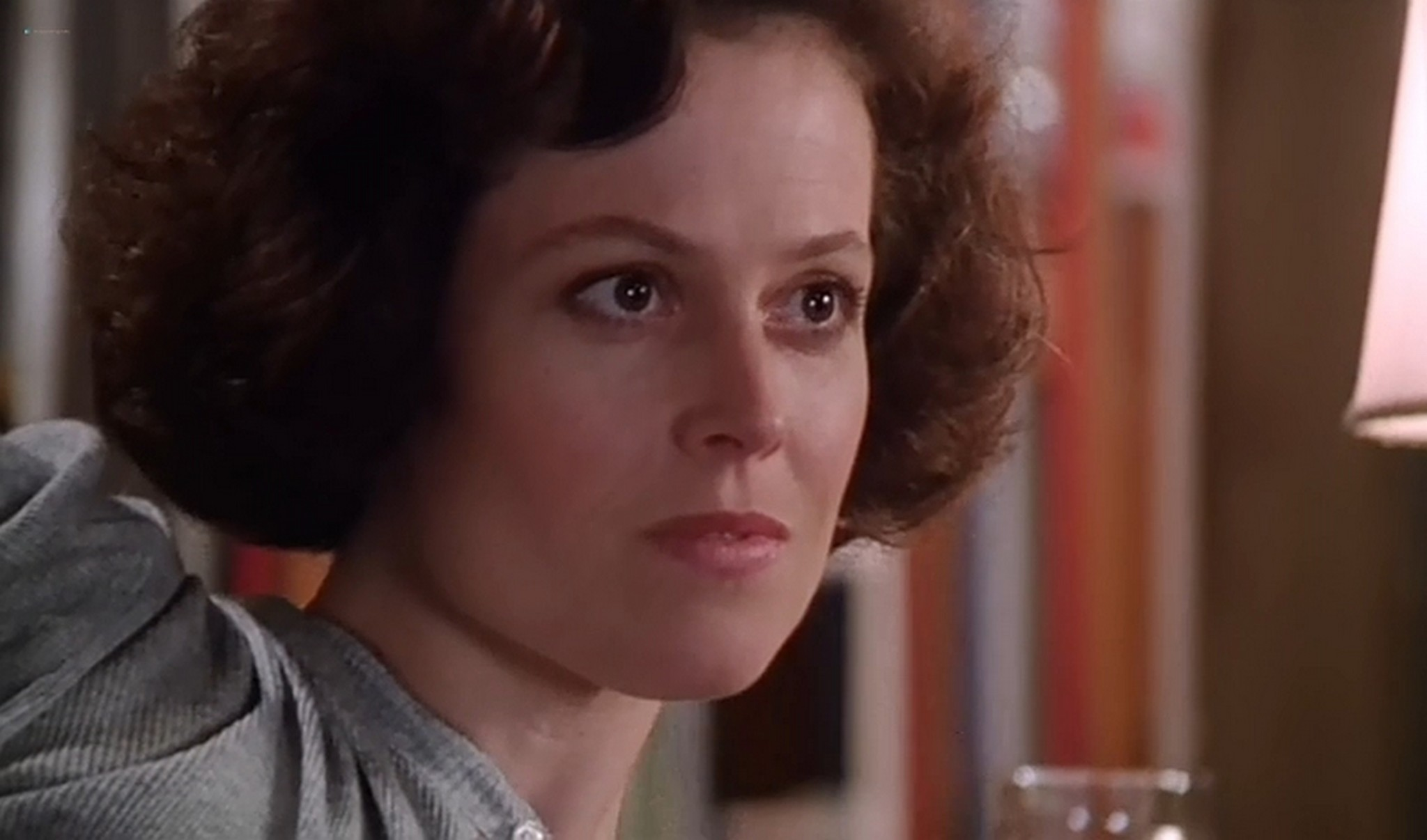 Sigourney Weaver nude topless and very hot - Half Moon