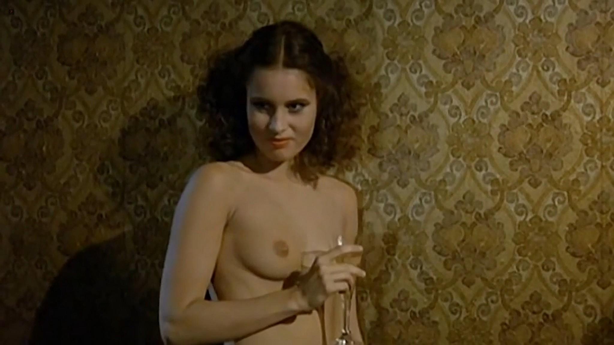 Silvia Janisch nude bush Cristel Braak full frontal Fabian DE 1980 13