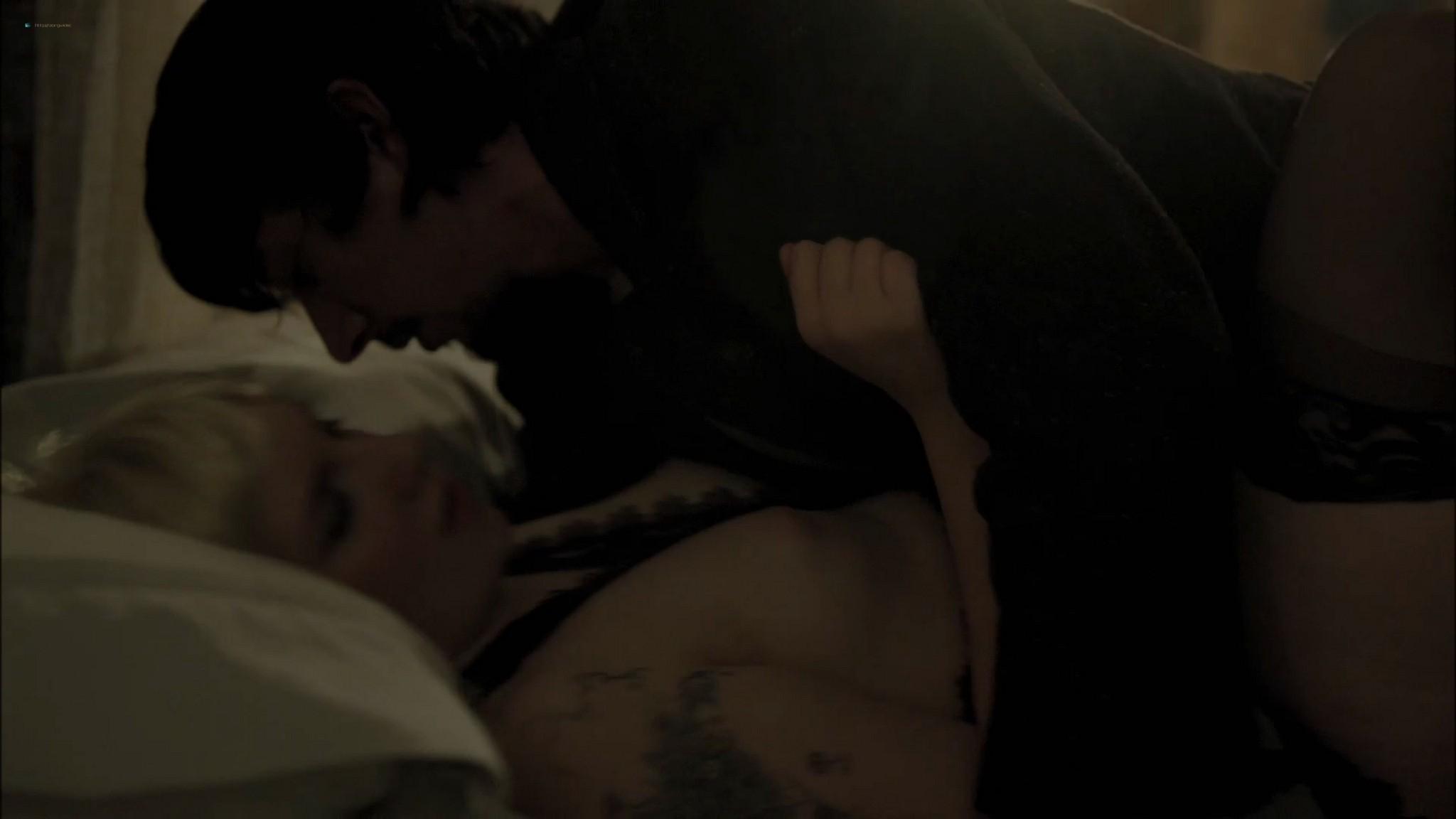 Allison Williams hot sex Lena Dunham naked Zosia Mamet sex doggy style Girls 2012 s3e6 12 1080p Web 11