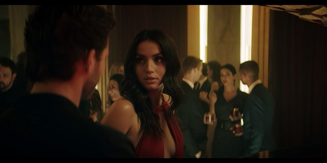 Ana de Armas hot and sexy Entering Red 2019 1080p Web 14