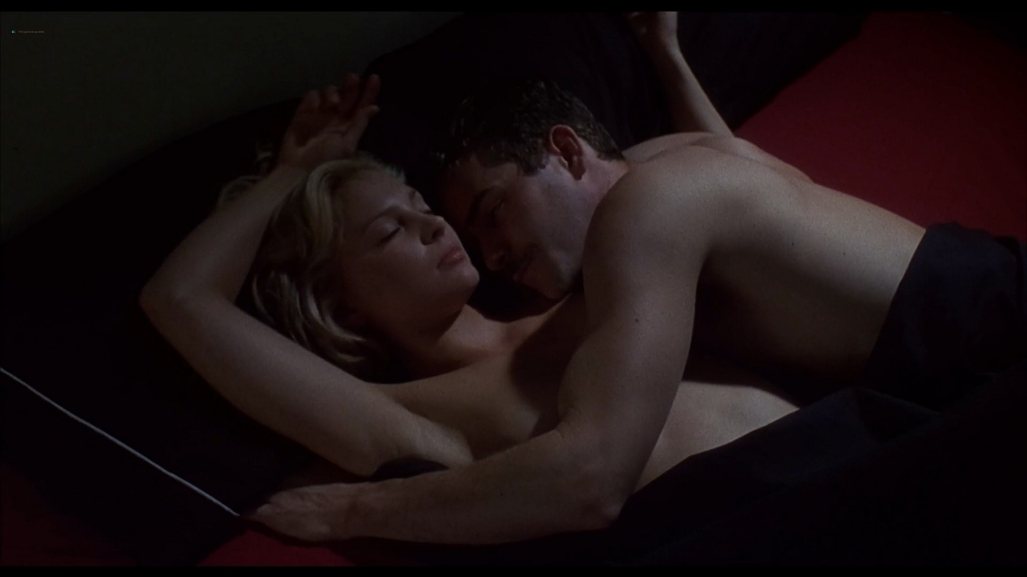 Ashley Judd naked in sex scenes from Normal Life 1996 HD 1080p Web 4