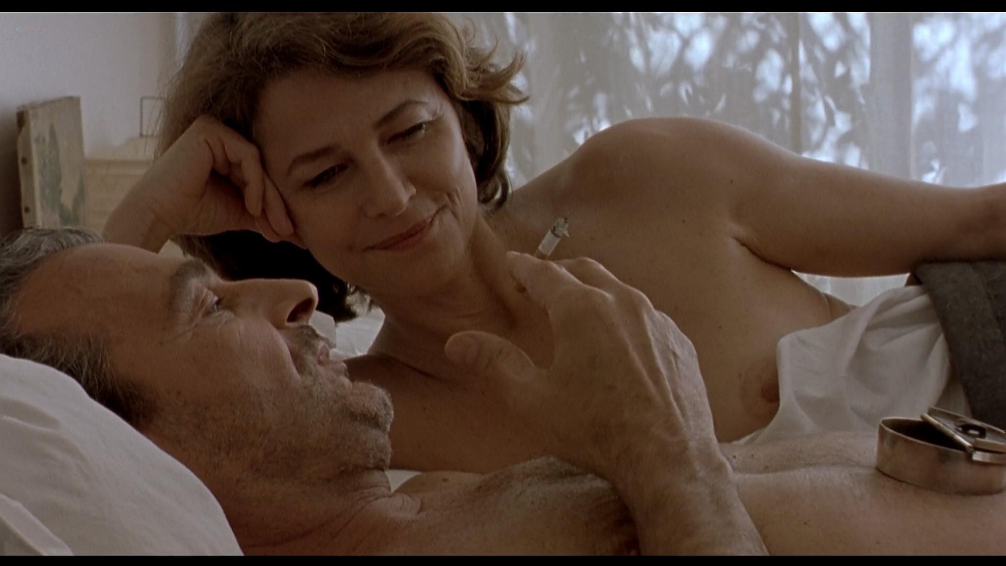Charlotte Rampling nude sex Maya Gaugler nude full frontal Under the Sand FR 2000 1080p BluRay REMUX 10