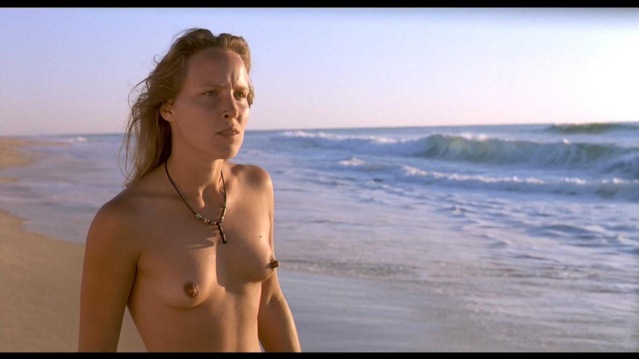 Charlotte Rampling nude sex Maya Gaugler nude full frontal Under the Sand FR 2000 1080p BluRay REMUX 4
